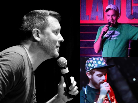 Brass Balls Comedy Show at The Brass Tap